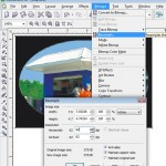 how to use corel draw 12 in hindi