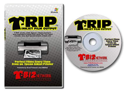 T-RIP For Film Output