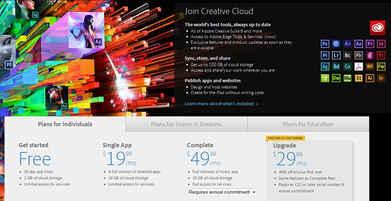 adobe creative cloud 2016 release date