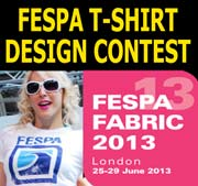 FESPA Design-A-Tee Competition