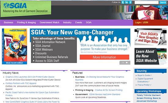 SGIA-NewSite
