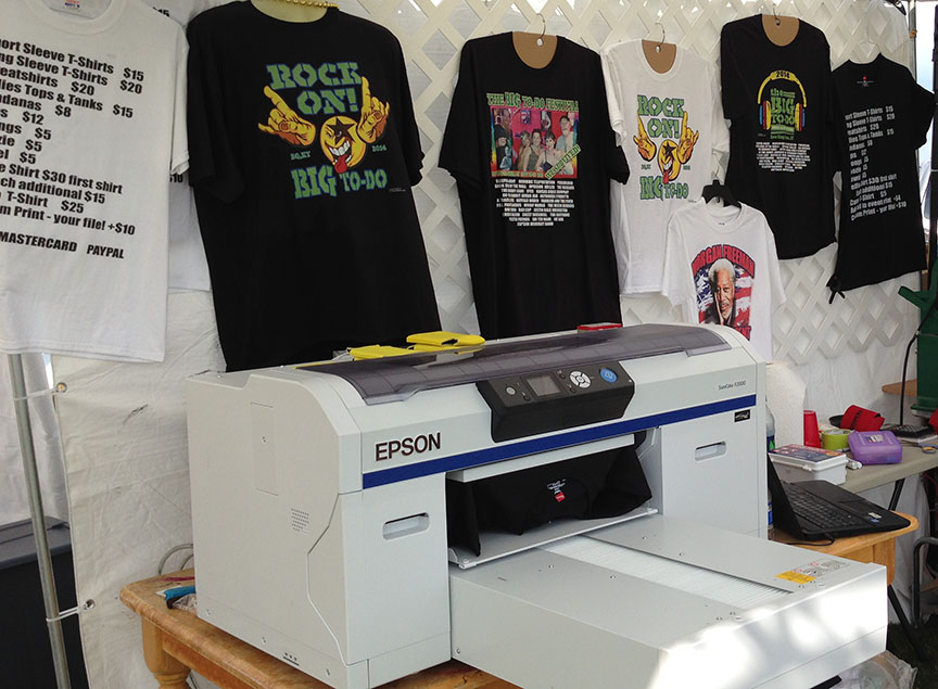Epson new dtg printer is this the game changer for Epson t shirt printer