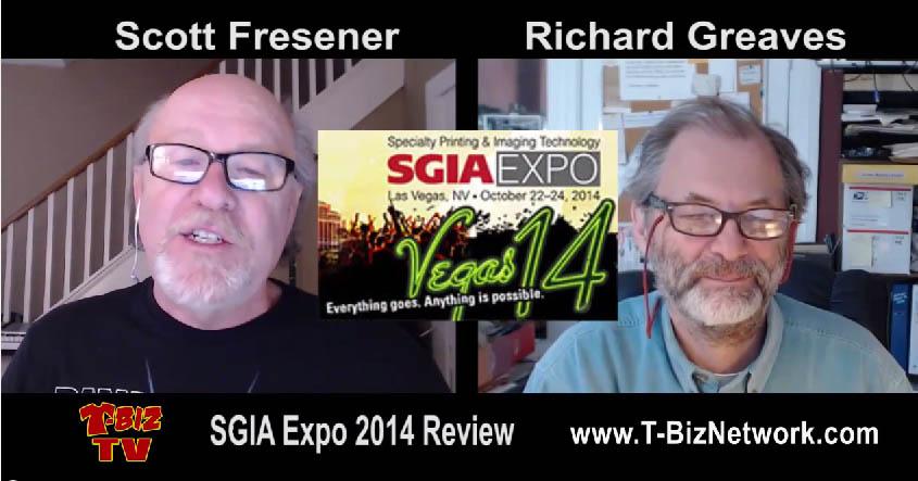 SGIA Expo 2014 Show Review
