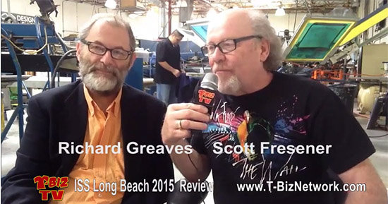 Fresener Greaves ISS Show Review