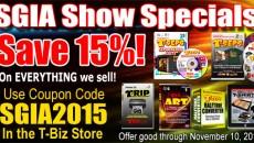 SGIA Expo Show Specials
