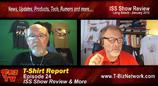 T-Shirt Report
