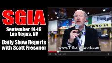 SGIA Expo Live with Scott Fresener
