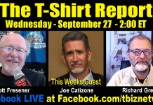 THe T-Shirt Report