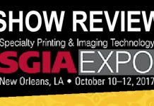 SGIA Expo 2017 Show Review