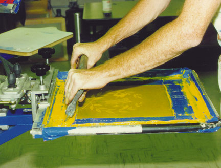 Understand The Basics Of Screen Printing?