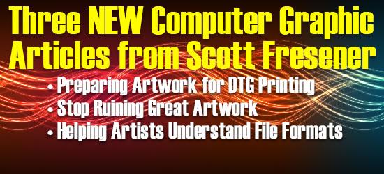 Computer Graphics Articles
