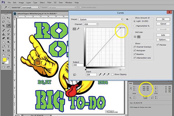 Preparing Artwork for DTG Printing by Scott Fresener |