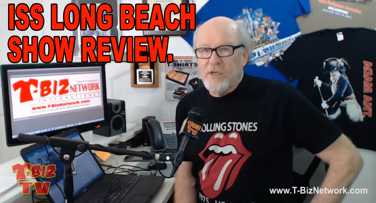 ISS Show Long Beach – Show Review with Scott Fresener |