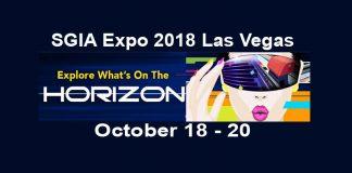 SGIA Expo 2018