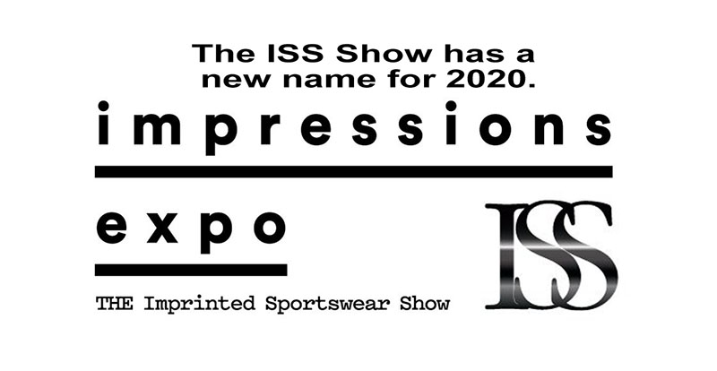 ISS Show changes name to Impressions Expo |